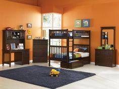 Sebastian and Trevor's Room