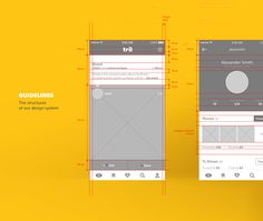 Tril Branding + UX/UI App + Website on Behance