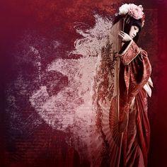 geisha wdm 011 The Life of a Geisha in Art and Photography Traditional Japanese Art, Visual Texture, Samurai Art, Photo Manipulation, The Life, Love Art, Photo Art, Princess Zelda, Deviantart