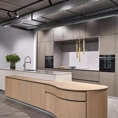 @luxcustomhomes posted to Instagram: How do you like this gorgeous curved kitchen by Pedini? On display now at Perth's home of luxury Italian kitchens @europeanconcepts #kitchens #kitchendesign #italiankitchens #kitchensperth #perthkitchens #modernkitchens #contemporarykitchens #kinteriors #interiordesign #luxurykitchens #bestofperth #architecture Luxury Kitchens, Italian Kitchens, New Kitchen Designs, Display, Contemporary, Interior Design, The Originals, Architecture, Furniture