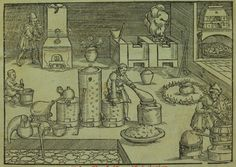 Scientific apparatus in the alchemist's workshop, 1580 (Alchemy - Wikipedia, the free encyclopedia) Ancient Aliens, Ancient Egypt, Alchemy, Yoga Thoughts, Sacred Meaning, Sacred Groves, Chemistry Art, Satanic Art, Poster Prints