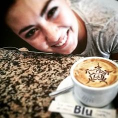 #blulovesyou #blutequiere #mojacar #cafe #coffee #lily #training