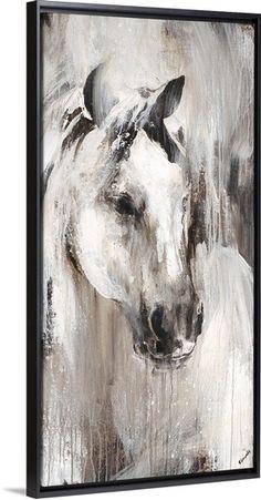Prairie III | Best Selling Art | Art, Painting, Horses
