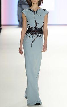 Perfect evening gown-- Carolina Herrera