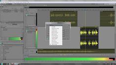 Podcast nachbearbeiten und schneiden mit Intromusik und Effektspur in Ad...
