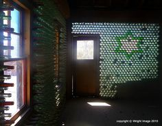 Glass+Bottle+House | Recent Photos The Commons Getty Collection Galleries World Map App ...