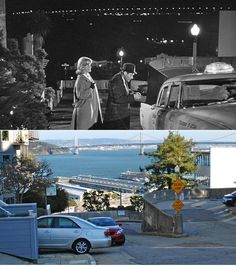 Reel SF, San Francisco Movie Locations Then & Now