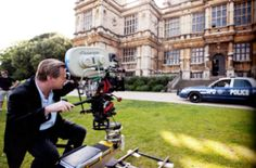 """""""The Dark Knight Returns,"""" Wollaton Hall, Nottinghamshire, UK The final chapter in Christian Bale's Batman trilogy of films featured the genuine Tudor mansion of Wollaton Hall, Nottinghamshire, in the English Midlands subbing for stately Wayne Manor."""