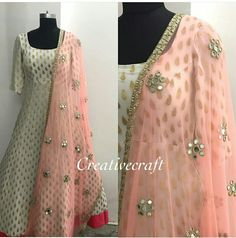 You''ll looking gorgeous in this beautiful party wear anarkali suit.so buy now at zipker To shop, this beautiful party wear suit available on best price. Hurry Shop Now Indian Anarkali, Anarkali Dress, Anarkali Suits, Punjabi Suits, White Anarkali, Pakistani Suits, Lehenga Choli, White Sari, Sharara
