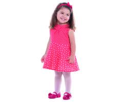 Meia-calça Lobinha - Fina BEBÊ Fio 20 - 02571-001