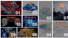 Top 10 ICT Trends for 2016 2016 Trends, Innovation, Digital, Top, Crop Shirt, Shirts