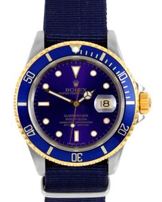 Rolex LUIB Submariner