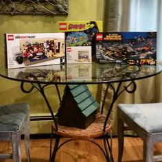Got back from the LEGO store with a little Haul! What I got are the LEGO Ideas Big Bang Theory set (21302), LEGO Scooby-Doo The Mystery Machine (75902), LEGO DC Comics Super Heroes The Batboat Harbor Pursuit (76034), And the Classic Pirates promotional set.   Reviews will be now taking place on my Website but I will post a link! Some other stuff will happen and everything should be good!    #lego #ideas #thebigbangtheory #dcsuperheroes #scoobydoo #21302 #75902 #76034 #classicpiratesset