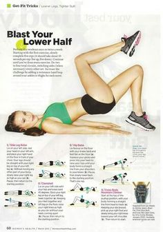 Blast your lower half