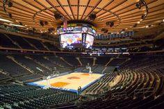Madison Square Garden unveils its billion dollar facelift - @NBC News