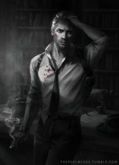 Dragon Age Noir ...