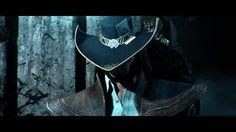 League of Legends - A Twist of Fate HD Trailer. Cool stylization.