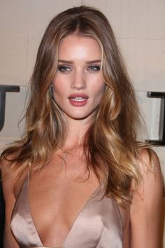 Rosie Huntington Whiteley #beauty #makeup #celebrity