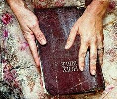 daily prayers... **You can look at someone whose Bible is falling apart and begin to understand why their life is not.** <3