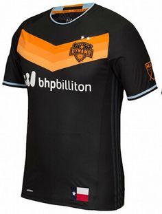 houston dynamo 2016 season away soccer jersey Soccer Kits eaa662cb6