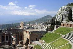 Greek theater Sicily