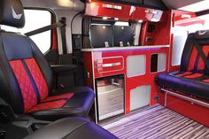 New from Motorhome & Campervan Magazine Wellhouse TERRIER ROSSO Special Edition David Terence eagerly greets the Wellhouse Terrier 'Rosso' Special edition on high specification Ford Transit Custom base Wellhouse Leisure s...