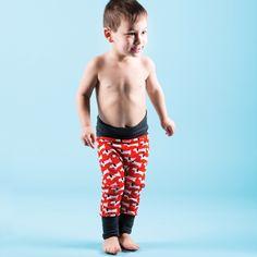 Le modèle qui suivra votre enfant lors de ses multiples poussés de croissance
