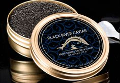 Black River Caviar - Packaging Project on Behance Caviar, Food Packaging, Packaging Design, Label Design, Logo Design, New Years Eve Weddings, Dim Sum, River, Projects