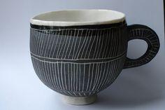 Striped cup | Flickr: Intercambio de fotos