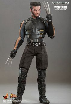 """toyhaven: Hot Toys MMS264 """"X-Men: Days of Future Past"""" 1/6th scale Wolverine 12-inch Collectible Figure"""