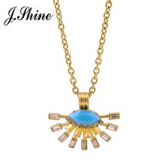 Online Shopping India Fan Shape Long Pendant Necklace Gold Color Alloy Fashion Jewelry for Women Accessories Christmas Gifts #India fashion http://www.ku-ki-shop.com/shop/india-fashion/online-shopping-india-fan-shape-long-pendant-necklace-gold-color-alloy-fashion-jewelry-for-women-accessories-christmas-gifts/