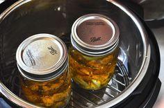 Pressure Cooker Garlic Confit