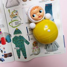 Morning! The tumble dolls from my shop were also featured in the 'OK! mum & baby' gift guide. I think they are a love them or hate them kind of item I LOVE them (Tom thinks they are creepy) unfortunately for Tom we have one in every colour in our bedroom haha. Only a few left in the shop though so be quick if you want them for stocking fillers! #tigerlillyquinnshop