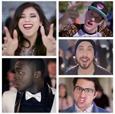 Pentatonix - Can't Hold Us