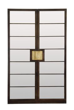 Bernhardt Furniture | Jet Set Collection | 356-350 Curio Cabinet | MacQueen Home