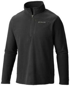 Men's Lost Peak Microfleece Stretch Half Zip Fleece Jacket | Columbia