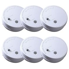 The Kidde Battery-Operated Ionization Smoke Alarm is a single-station alarm with an early warning signal. Smoke detector utilizes an ionization sensor to detect fire hazards and sounds an alarm when a hazard is detected. 9 Volt Battery, Home Protection, Smoke Alarms, Home Safety, Safety And Security, Battery Operated, Fire, Alkaline Battery, Garden