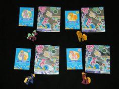 Cherry Fizzy #11 Blind Bag Wave 16 MLP My Little Pony Friendship Is Magic FIM