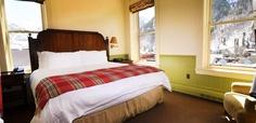 New Sheridan in Telluride Telluride Lodging, Colorado Usa, Cozy Room, Hotel Spa, Hotel Reviews, Lodges, Bucket, Luxury