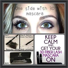 You know you want eyes like these... with 3d fibre lash there yours for ever xx  For more info click in link x  www.youniqueproducts.com/sarahjanecarter