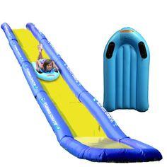RAVE Turbo Chute™ Water Slide Backyard Package w/Turbo Sled