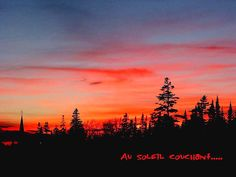 Concours coucher de soleil - Tourisme Bas-Saint-Laurent