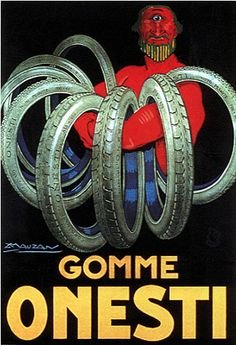By Achille Mauzan, 1923, Onesti. (I)