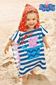 Buy Peppa Pig™ Poncho from the Next UK online shop