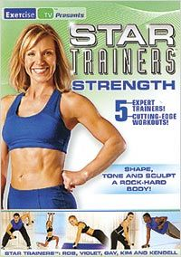 Great at home workout when you're time crunched!