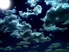 a simple request, just stay and hover #sky #clouds #nightsky
