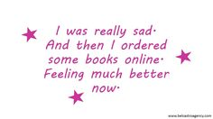 .Bwahahaha! Bookbub really helps with this! I never spend over .99 for e-books now. :)