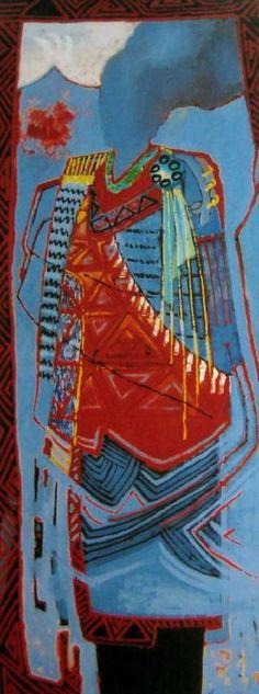 Rongoue Roa by Darcy Nicholas kp Modern Indian Art, Nz Art, Maori Art, Cloaks, Australian Art, Art Auction, New Zealand, Artist, Model