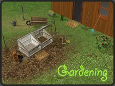 Around the Sims 2 | Objects | Hobbies | Gardening