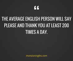 Learn English for free: http://www.mansioningles.com/